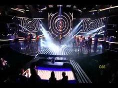 X Factor UK Finalists & Bryan Adams ~ When You're Gone (20th Nov 2011)