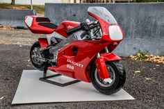 Mini Ducati 916