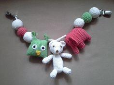 Crochet Necklace, Jewelry, Fashion, Moda, Jewlery, Crochet Collar, Bijoux, Fashion Styles, Schmuck