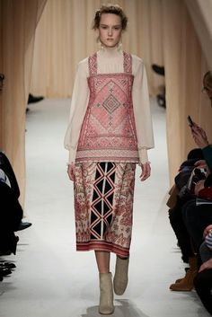 Quilted textiles and high fashion have always inspired one another. But this Spring 2015...