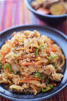 しらたきのチャプチェ風炒め by yukie905 [クックパッド] 簡単おいしいみんなのレシピが262万品