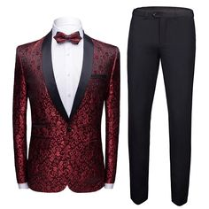 V-Neck Charm MenS Casual One Button Fit Suit Blazer Coat Jacket Tops Slim Wedding Dinner Tuxedo Suits For Men Business /& Trousers Colors Available Floral Party Dress Stylish Prom Classic Smart Blaze