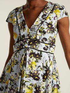 Click here to buy Erdem Fabianna woven-cotton dress at MATCHESFASHION.COM