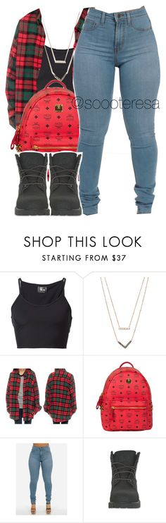 """Untitled #122"" by soooteresa ❤ liked on Polyvore featuring Lost & Found, Michael Kors, Retrò, MCM and Timberland"