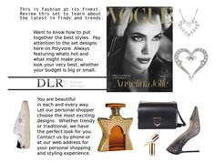 """""""DLRBOUTIQUE.COM"""" by ice87 ❤ liked on Polyvore featuring Jimmy Choo, Yves Saint Laurent, Bond No. 9 and La Prairie"""