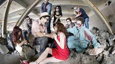 Zombie Apocalypse Wedding  http://www.mybigdaycompany.com/weddings.html