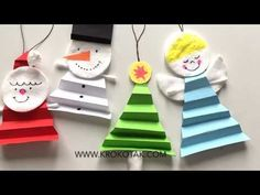 krokotak | Christmas Decorations