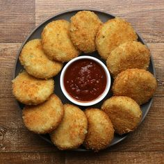 Diese sind käsiger Himmel in Kroketten-Form - Diese sind käsiger Himmel in Kroketten-Form Vous êtes à la bonne adresse pour C - Appetizer Recipes, Snack Recipes, Cooking Recipes, Diy Food, Food Dishes, Food Videos, Mexican Food Recipes, Love Food, Tapas