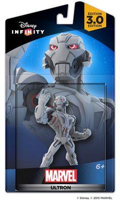 Amazon.com: Disney Infinity 3.0 Editon: MARVEL's Ultron Figure: Video Games