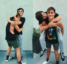 Grethan for life there so cute I love them