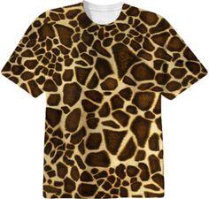 Little Giraffe T-Shirt - Available Here: http://printallover.me/products/little-giraffe