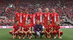 Olympic roster announced for Canadian Women's National Soccer Team
