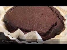 Brownies chocolat-aubergine (sans gluten et sans lait) - YouTube Page Facebook, Sans Gluten, Videos, Desserts, Food, Eggplant, Milk, Recipes, Tailgate Desserts