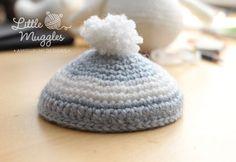 30 Plus Free Crochet Amigurumi Patterns Single Crochet Stitch, Knit Or Crochet, Crochet Toys, Crochet Baby, Free Crochet, How To Make A Pom Pom, Yarn Tail, Crochet Mandala, Crochet Patterns Amigurumi