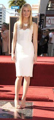A Casa do Fabuloso: Gwyneth Paltrow Honrado Com Uma Estrela
