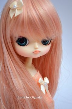 RedHeaded Dal Maretti Doll