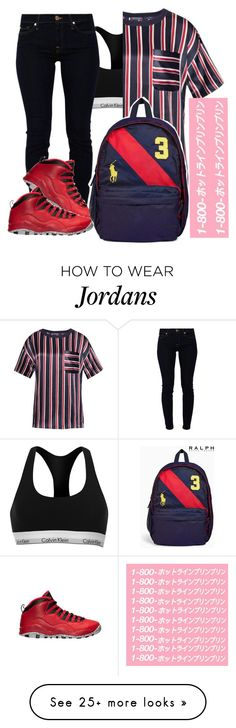 """""""merry Christmas ."""" by dashaye-2013 on Polyvore featuring Calvin Klein, Tommy Hilfiger, 7 For All Mankind, Retrò and Ralph Lauren"""