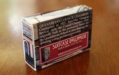 Matchbox Building: Matchbox Miniature of the by SuitcaseDollhouse