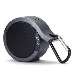 NEW! EFLY Mini Ultra Portable Wireless Bluetooth Speaker 5W Output Pow...NO TAX #EFLY