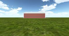 Dream #steelbuilding built using the #MuellerInc web-based 3D #design tool http://ift.tt/1jROO6f