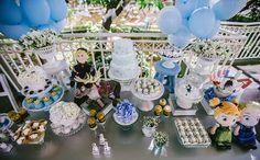 Festa Frozen: veja fotos e ideias de decoração, lembrancinha e bolo - Fazendo a Festa - GNT