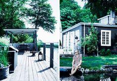 Gorgeous Lake House in Denmark | NordicDesign