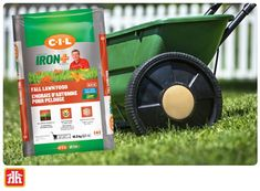 Create a strong, healthy lawn heading into cooler weather to provide a better start to your spring lawn. This exclusive DDP Iron formula provides a great nutrient uptake and should be applied in August/September with seed to help thicken your lawn. Lawn Fertilizer, Best Start, Gardening Tools, Home Hardware, September, How To Apply, Weather, Iron, Create