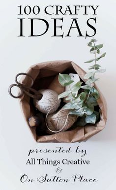 All Things Crafty | 100 DIY Ideas for the whole family | 10 Bloggers share their best content. Easy tutorials anyone can do and there is something for everyone!