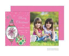 Rosanne Beck   Christmas   Hottie Ornaments Flat Digital Photo Card (Rosanne Beck)   exclamationpaper.printswell.com