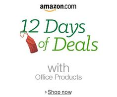 12 Days of Deals – Office Products