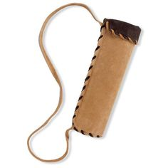 Kids Leather Quiver for our wooden toy bow and arrows set is made in Germany of contrasting shades of tan and brown suede, with a sturdy strap. Perfect for young knights and Robin Hoods! Arrow Quiver, Crossbow Arrows, Diy Crossbow, Chapeau Indiana Jones, Dark Brown Leather, Brown Suede, Robin Hood Kostüm, Bow And Arrow Diy, Leather Quiver
