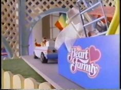 80's Heart Family Commercial
