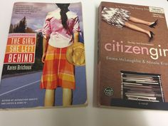 Citizen Girl And The Girl She Left Behind Novel 2 Lot Book Set  | eBay