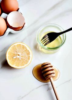 4  Easy Beauty Recipes That Use Raw Eggs
