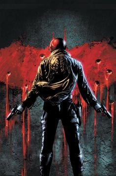 Red Hood by Mico Suayan and Blond