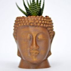Molde Buda Ref-770 139, Planter Pots, Statue, Home Decor, Soap Holder, Barrel, Incense, Jars, Vases