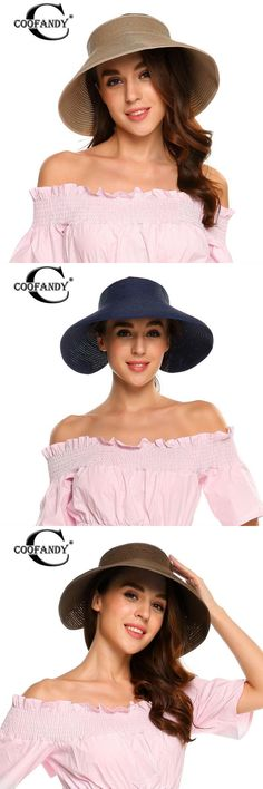 Casual foldable 5 sun 13 3 summer hats brim foldable straw wide up rolll  inch women visor bowknot roll 23 beach 0 weave 3fcc21dafc3a