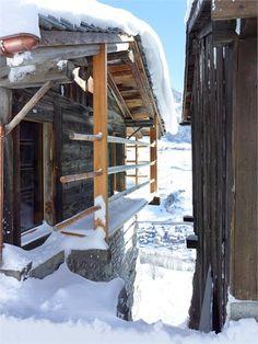 Maison Boisset - Orsières, Switzerland - 2012 - Savioz Fabrizzi Architecte
