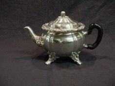 Chrysanthemum by Tiffany Co Sterling Silver Tea Pot | eBay