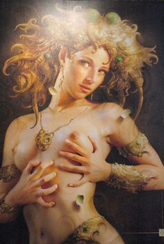 Gerard Di-Maccio 1938 | Visionary french painter