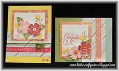 #ctmhhappytimes #cardmaking Congrats card, Cardkits available, close to my heart,
