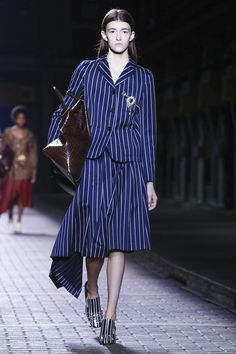Mulberry Fashion Show Ready to Wear Collection Spring Summer 2017 in London