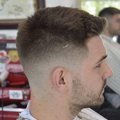 Taper Haircut Images