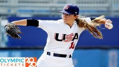 College baseball pitcher Sarah Hudek redefines 'throws like a girl' one win at a time Olympic Baseball, Baseball Star, Baseball Girls, Baseball League, Baseball Players, Throw Like A Girl, Girls Be Like, Summer Games, Beach Volleyball