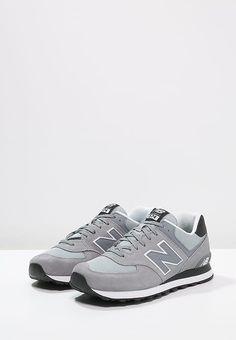 Chaussures New Balance ML574 - Baskets basses - steel gris: 100,00 € chez Zalando (au 28/12/16). Livraison et retours gratuits et service client gratuit au 0800 915 207.