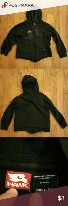 Boys Tony Hawk Sweat Jacket size XL Boys Tony Hawk Sweat Jacket size XL Tony Hawk Jackets & Coats