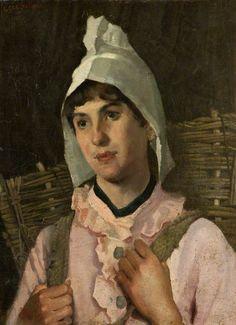 Breton girl, Leghe Suthers