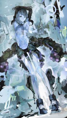 Mid-limb by uturo128.deviantart.com on @deviantART
