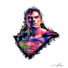 Superman by Xr1s on DeviantArt