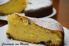 Cocinando con Montse: Bizcocho de naranja